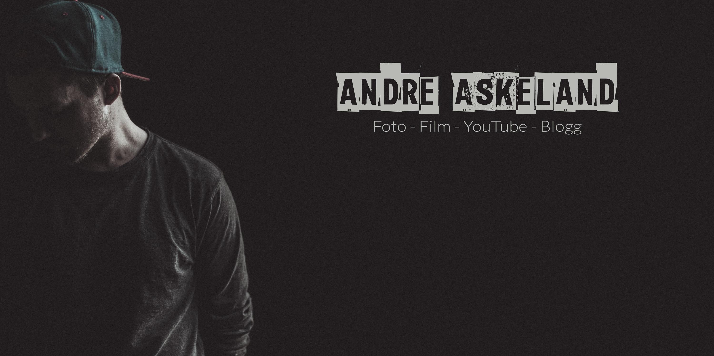 André Askeland – Blogg